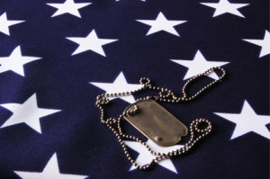 Veterans Dog Tags